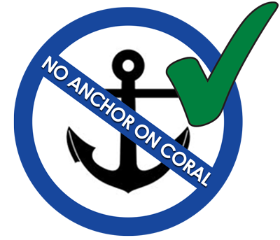 HOW Criteria: No Anchor on Coral