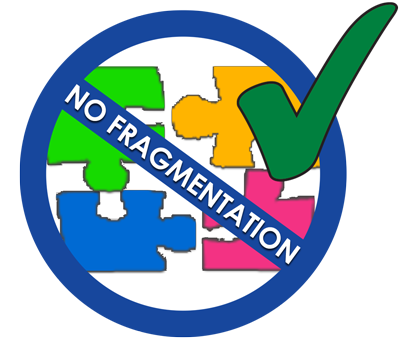 HOW Criteria: No Fragmentation