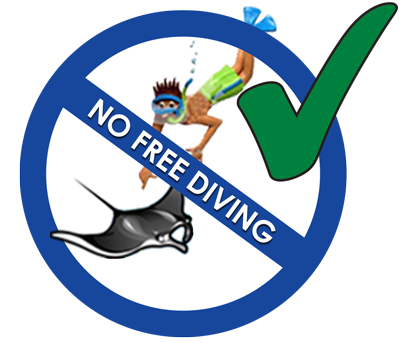 HOW Criteria: No Free Diving