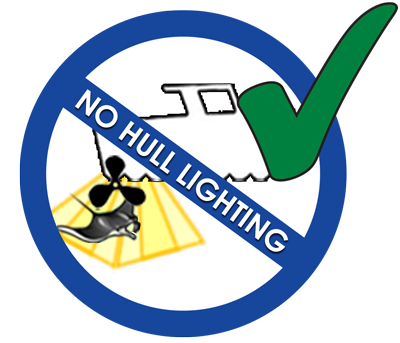 HOW Criteria: No Hull Lighting